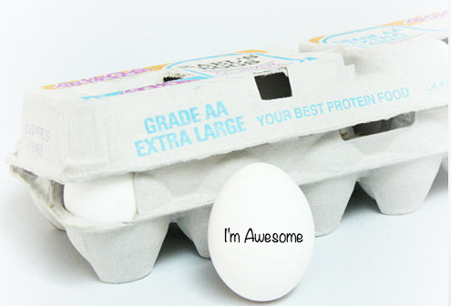 Awesome Eggs