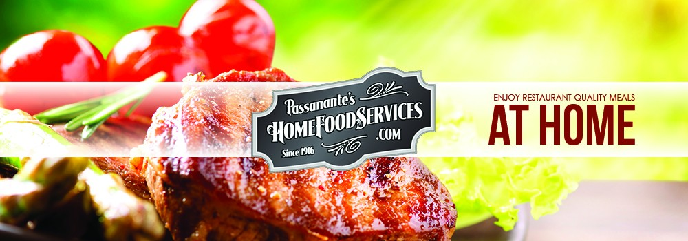 Passanante's Home Food Service Blog
