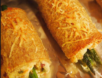 Brunch Recipe: Bacon and Asparagus Roll-Ups | Passanante's Home Food ...