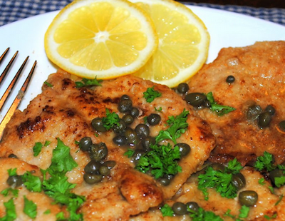 Veal Piccata Recipe