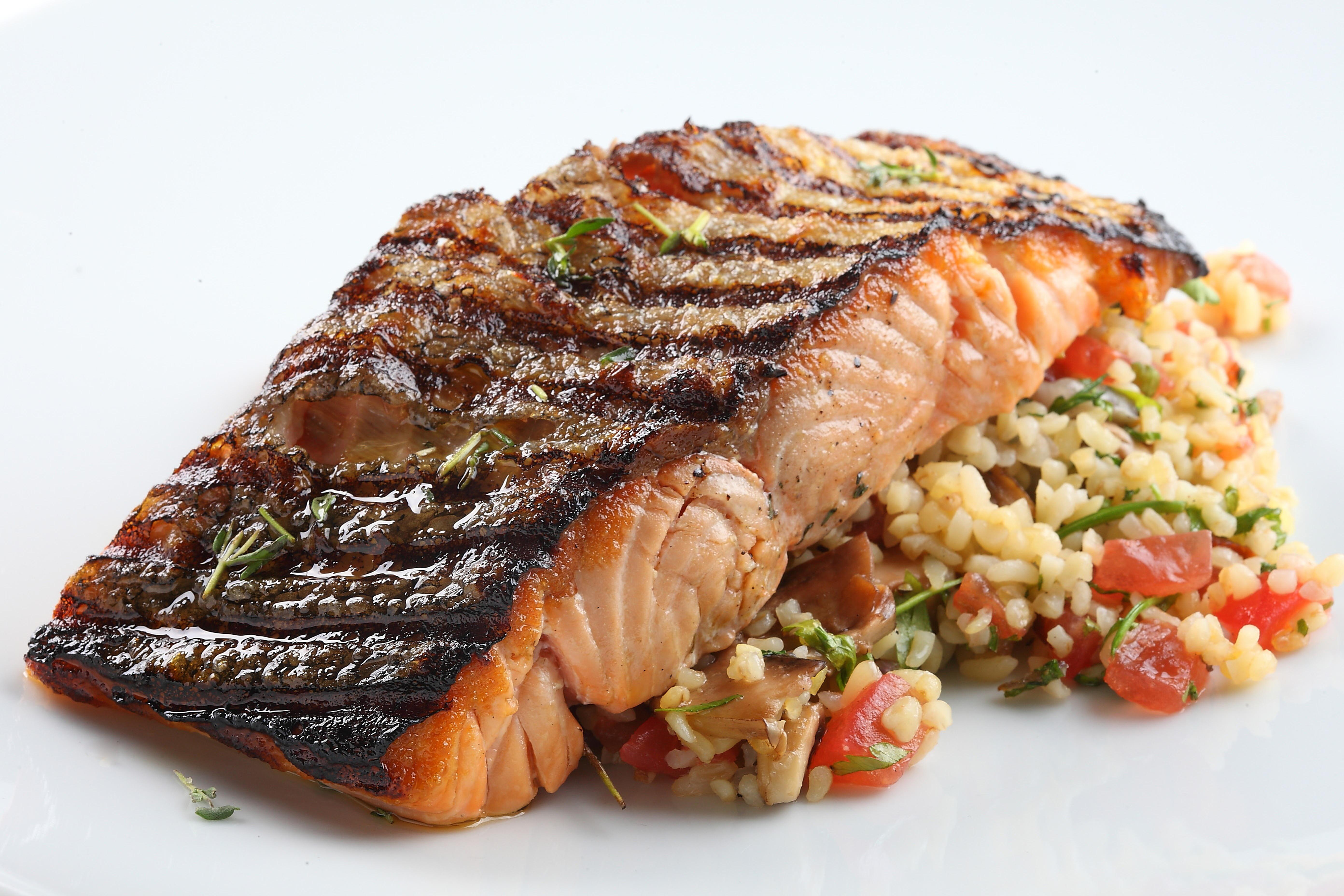 Pan Seared Salmon Passanante S Home Food Service Blog