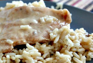 Ranch Pork Chop Casserole